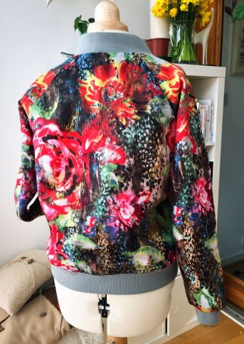 Papercut Patterns Rigel Bomber