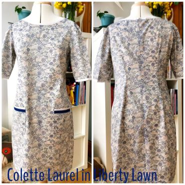 Colette Laurel in Liberty Lawn