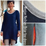 Megan Neilsen Briar tee sweatshirt dress