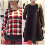 Closet Case Ebony dress and tee