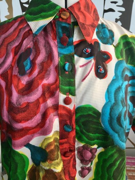 Closet Case Kalle shirtdress in silk