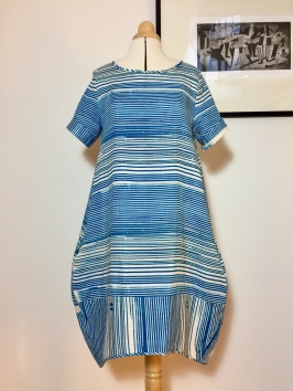Named-Inari extreme cocoon dress