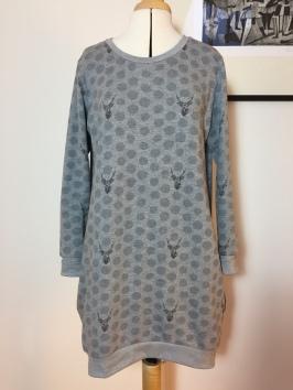 I Am Patterns Apollon dress